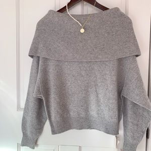 FRAY I.D 100% cashmere sweater